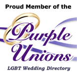 Purple Unions LGTB Wedding Directory